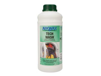Nikwax Tech-Wash - Tvättmedel till vattentäta kläder - 1000 ml