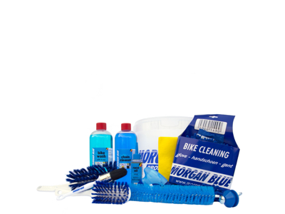 Morgan Blue Maintenance kit Pro - Plejesæt med 11 dele