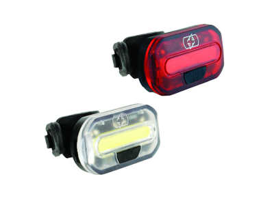 OXC Lyktset - Bright Torch Redline - LED-lampor