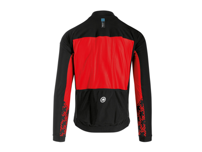 Assos Mille GT Jacket Ultraz Winter - Cykeljakke - Herre - Sort/Rød