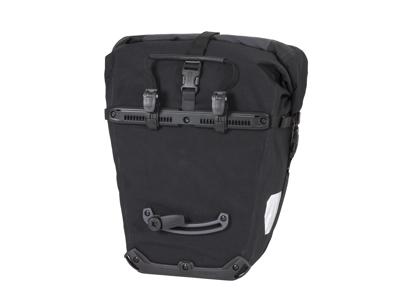 Ortlieb Back-Roller Pro Plus - 2 stk. cykeltasker - 2 x 35L Sort/grå