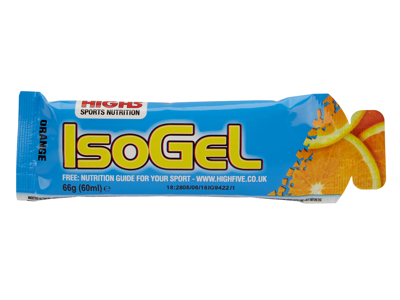 High5 IsoGel - Appelsin 60 ml