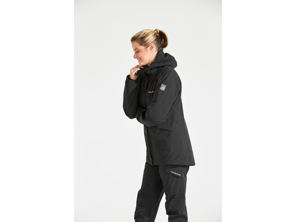 Didriksons Alta Womens Jacket Vandtæt damejakke m. for