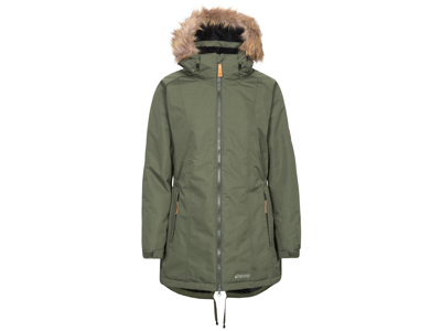 Trespass Celebrity - Fleece foret dame jakke - Str. XS - Moss
