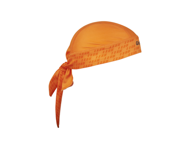 GripGrab Bandana 5025 - Hjälmmössa - Orange - One Size
