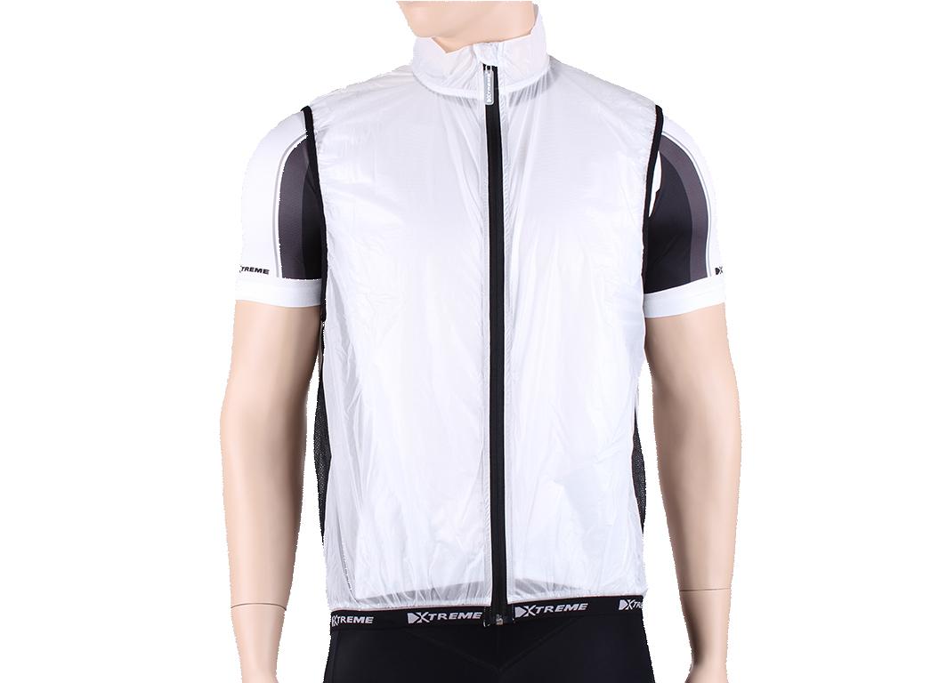XTreme X-Transparent - Cykelvest - Transparent | Vests