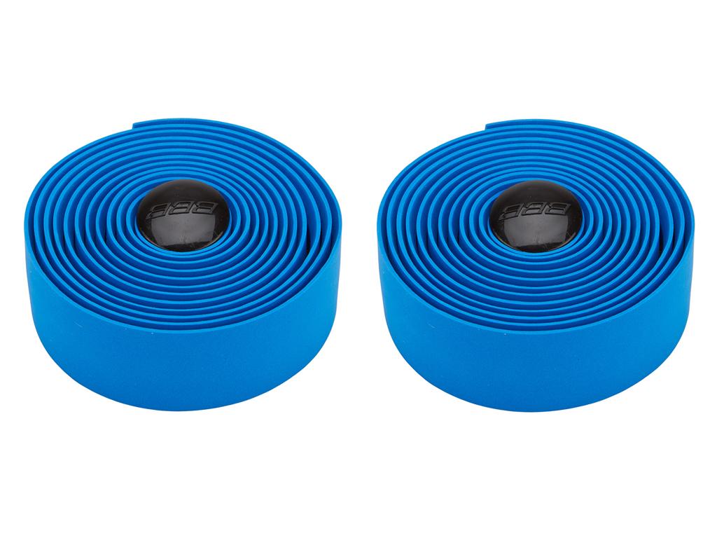 Image of   Styrbånd BBB syntetisk kork blå
