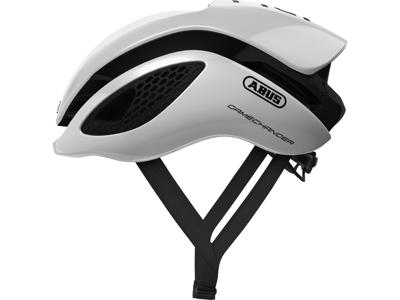 Abus GameChanger - Aero cykelhjelm - Hvid