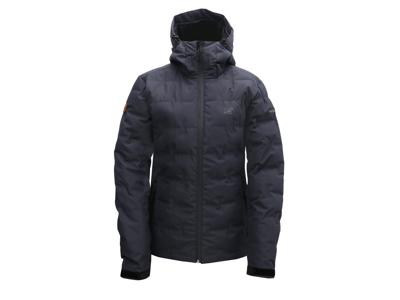 2117 Of Sweden Mon Eco Jacket - Vandtæt dunjakke - Dame - Mørk grå