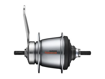 Shimano Nexus - Gearnav med 7 gear og fodbremse - Type SG-C3001-7C - Sølv