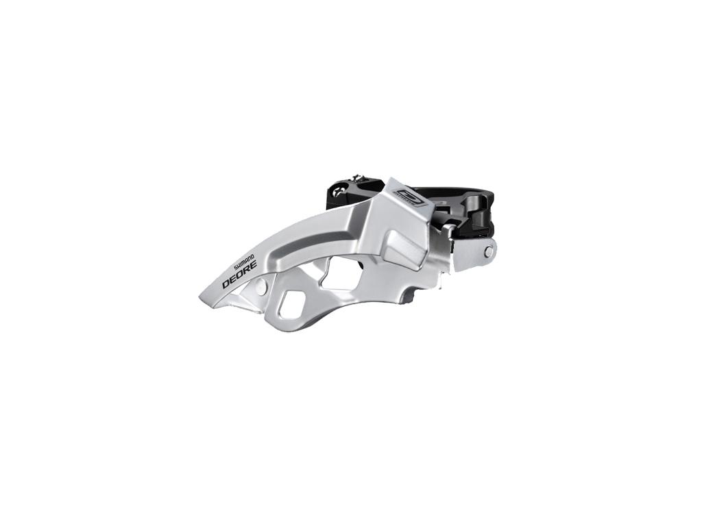 Image of   Forskifter Shimano Deore FD-M610 3 x 10 gear til sadelrørs montering