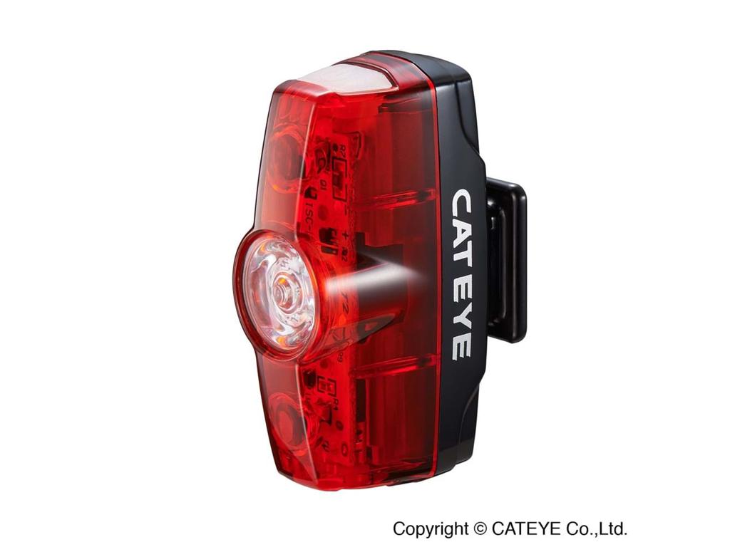 Image of   Cateye Rapid mini - Baglygte - 25 lumen - TL-LD635-R USB