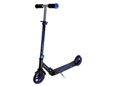 HEAD Urban 145 - Løbehjul med 145mm hjul til børn og voksne - Blå/Sort