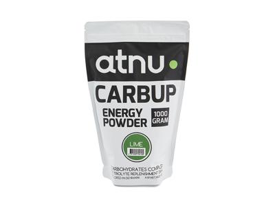 Atnu Carbup Energipulver - Lime - 1000 gram