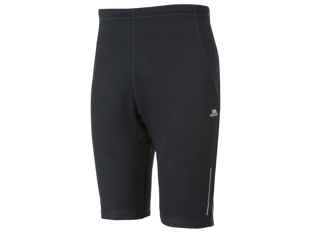 Trespass Syden - Active shorts - Hr. - Str. XXL -Sort thumbnail