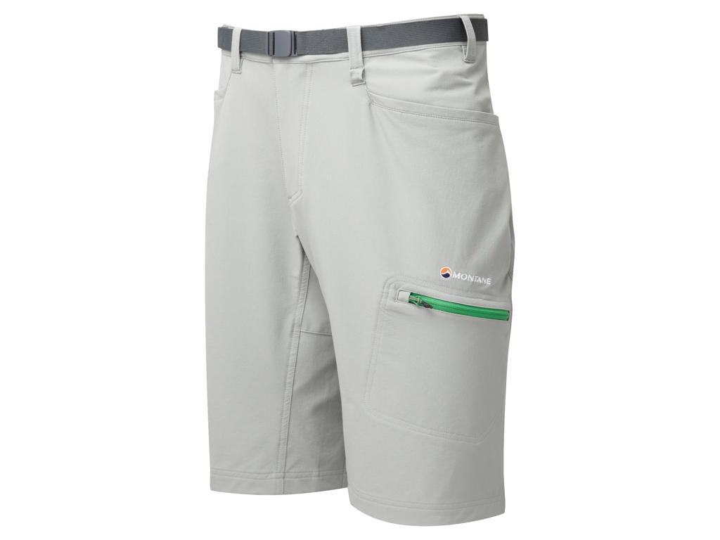 Montane Dyno Stretch Shorts - Vandreshorts Mand - Grå