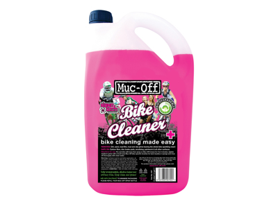 Muc-Off Nano Tech Bike Cleaner - Cykelvaskemiddel 5 liter