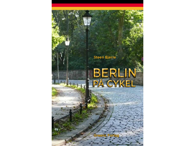 Bok: Berlin med cykel