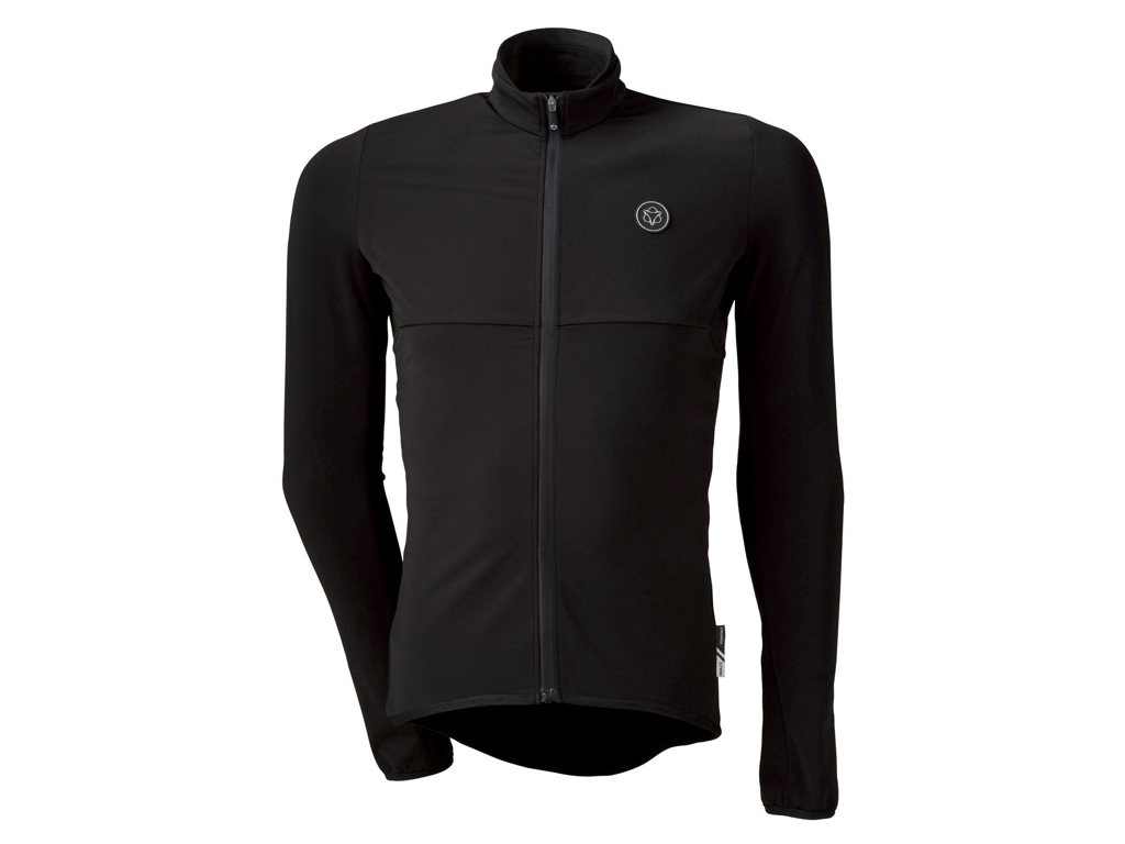 Image of   AGU SHIRT LS ESSENTIALTHERMO BLACK S
