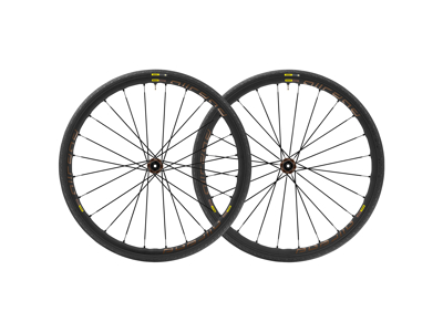 Mavic Allroad Elite UST Disc - Tubeless hjulsæt inkl. dæk - Sram/Shimano - 622x22TSS