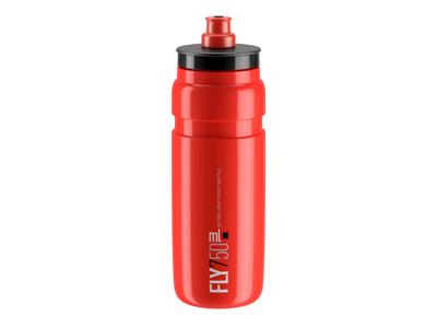Elite Fly - Drikkedunk 750ml  - 100% Biologisk nedbrydelig - Rød med sort logo