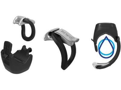 Knog - Cykellykta fram Blinder Mini Niner - Svart - USB uppladdningsbar
