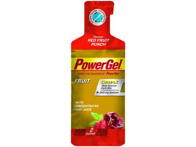 Powerbar Powergel frugt - Rød bærblanding 41 gram