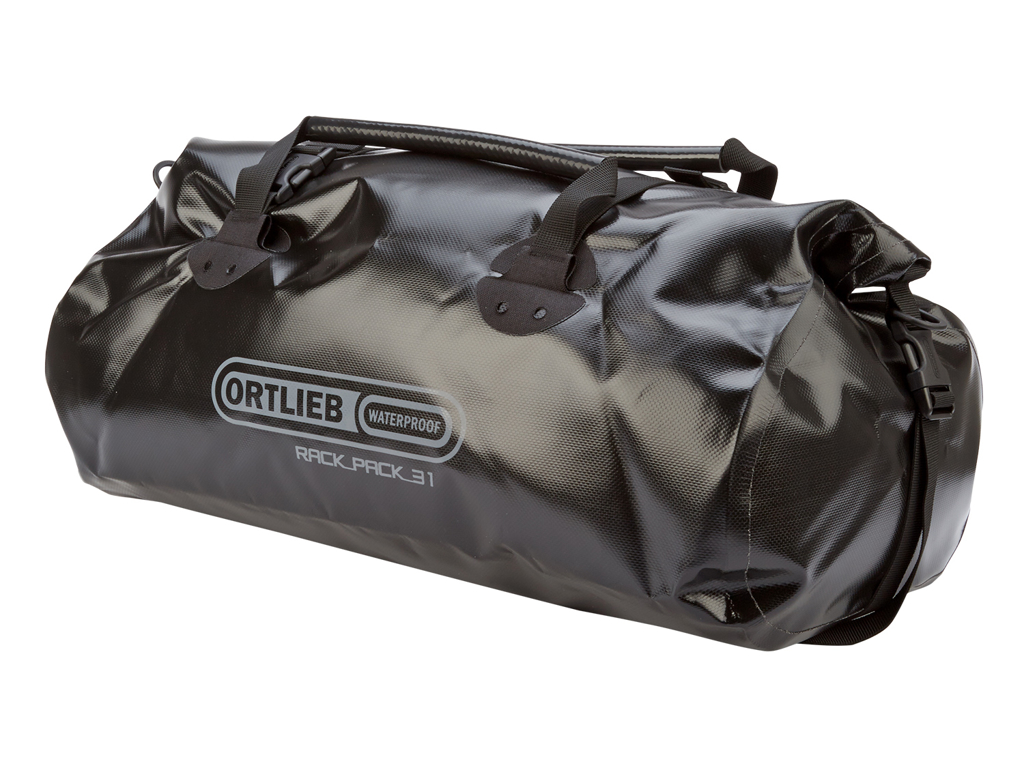 Image of   Ortlieb - Rack-Pack - Rejsetaske - Sort 31 liter