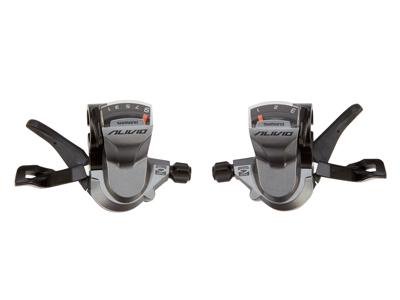 Shimano Alivio - Skiftegrebsæt SLM-4000 - 3 x 9 gear med klampe