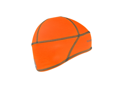 GripGrab Lightweigt Thermal Skull Cap - Hjelmhue - Hi-Vis Orange