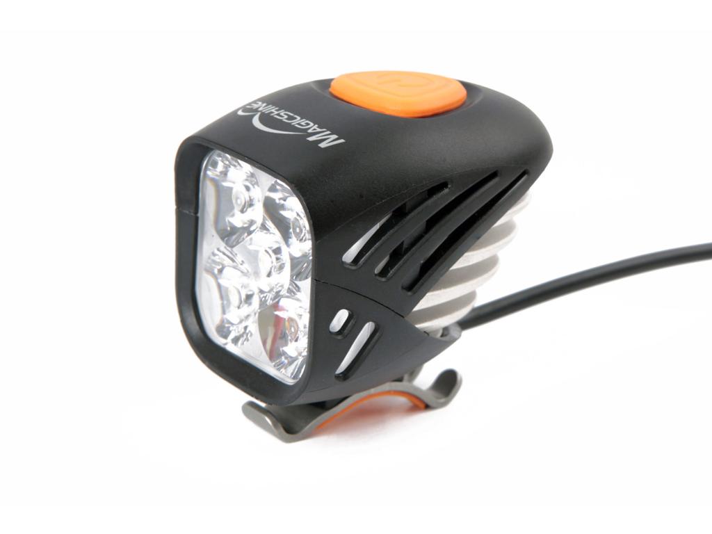 Image of   Magicshine - MJ-906 - Lygtesæt - 5000 lumen - USB opladelig