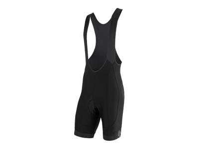 Sensor Cyklo Race - Bib shorts med pude - Sort