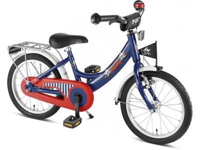"Puky - ZL 18 - Barncykel - Aluminium - 18"" Blå"