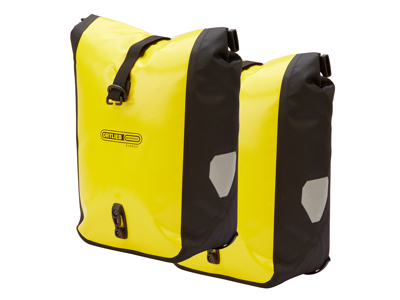Ortlieb - Sport-Roller Classic - Gul/Sort 2 x 12,5 liter