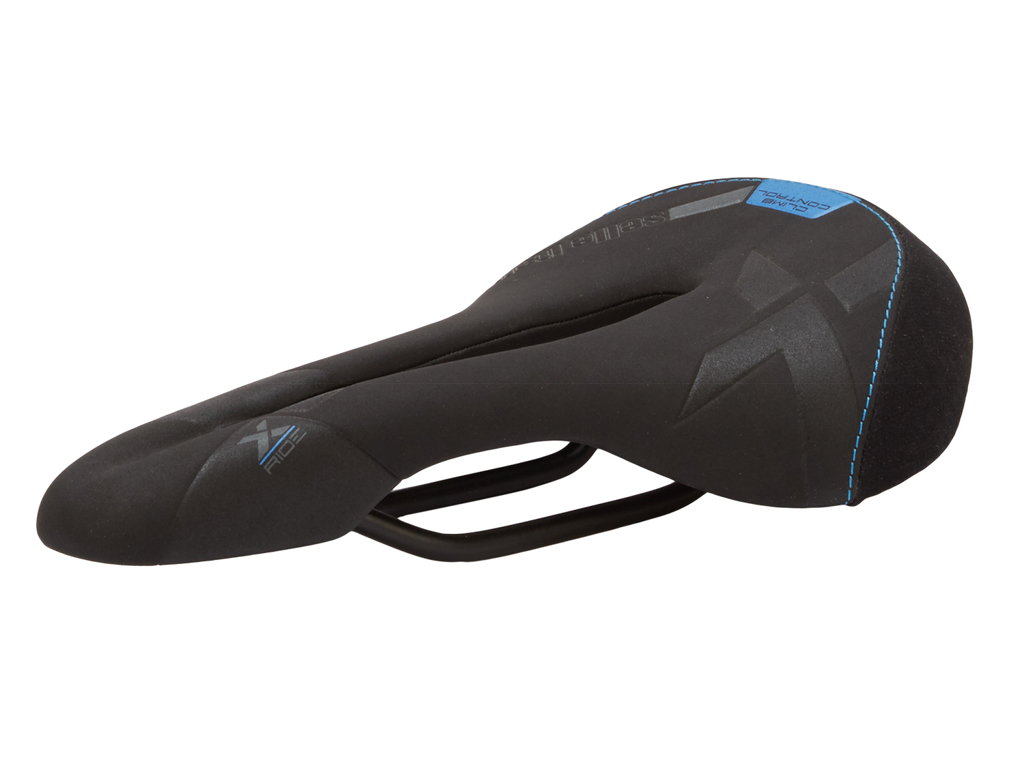 Image of   Selle Italia X-land E-Bike Superflow - Cykelsadel til elcykel - Sort