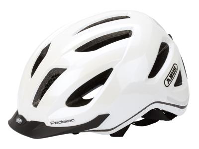 Abus Pedelec 1.1 - Cykelhjelm - Hvid