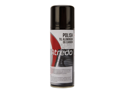 Atredo - Polish til aluminium og carbon - 200 ml