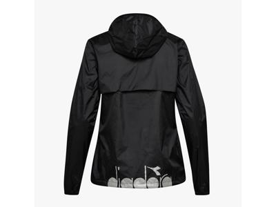 Diadora L. X-Run Jacket - Løbejakke Dame - Sort