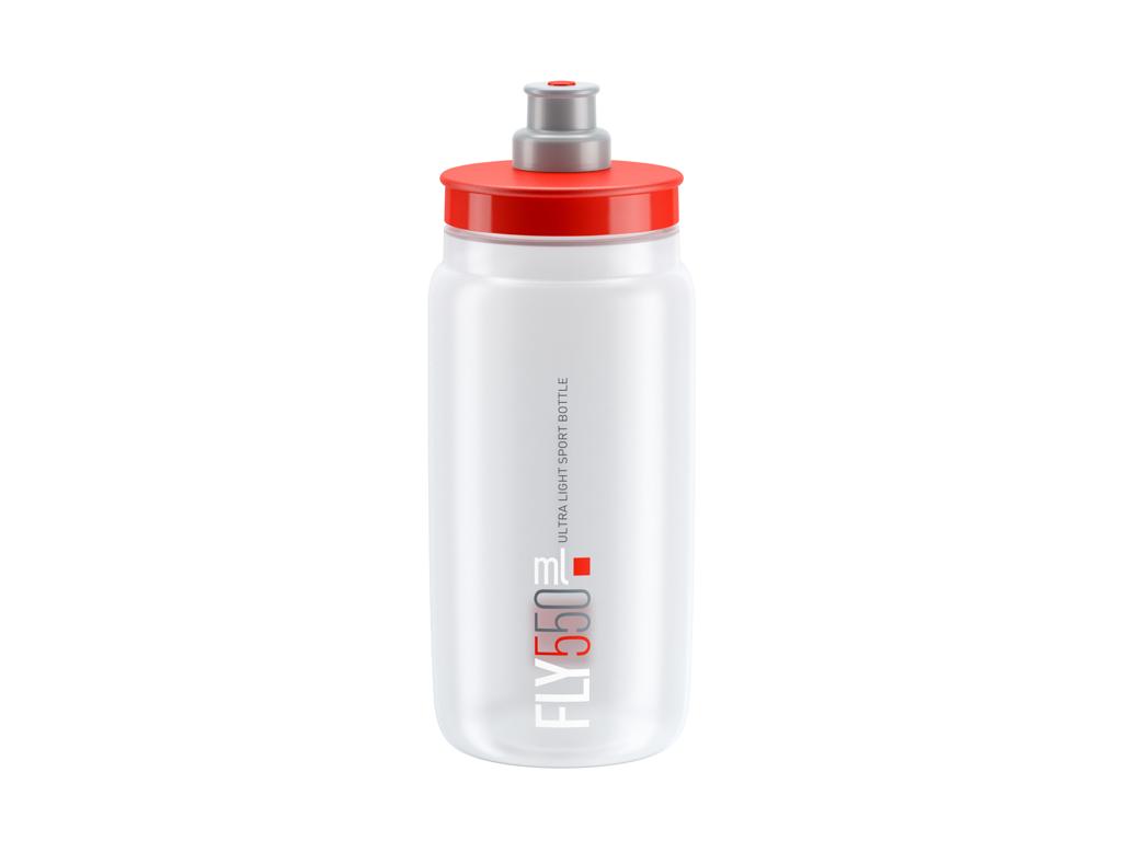 Image of   Elite Fly - Drikkedunk 550ml - 100% Biologisk nedbrydelig - Klar med rød logo