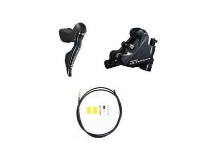 Shimano Ultegra - Skifte- og bremsegreb højre, Hydraulisk kaliber og 170mm olieslange