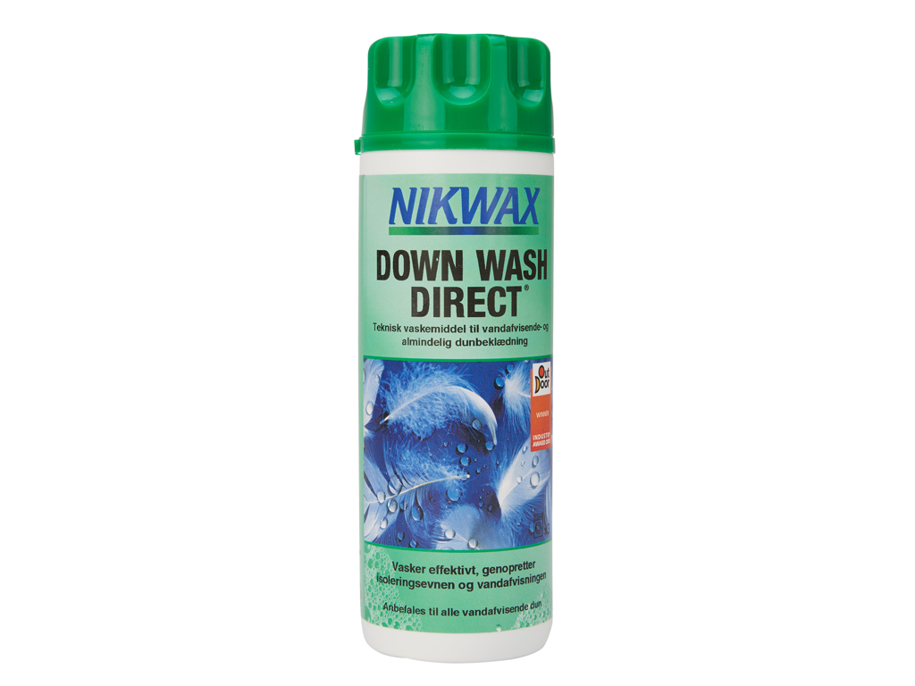 Nikwax Down-Wash Direct - Dun vaskemiddel - 300 ml thumbnail