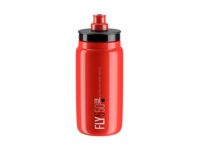 Elite Fly - Drikkedunk 550ml  - 100% Biologisk nedbrydelig - Rød med sort logo