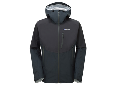 Montane Ajax Jacket - Skaljakke Mand - Sort - Medium