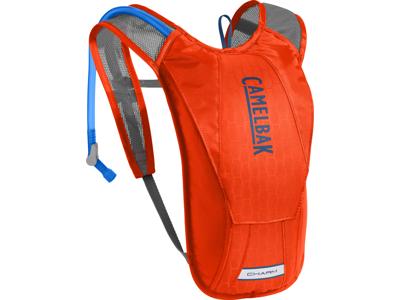 Camelbak Charm Woman - Rygsæk 1,5L med 1,5 L vandreservior - Cherry Tomato/Pitch Blue
