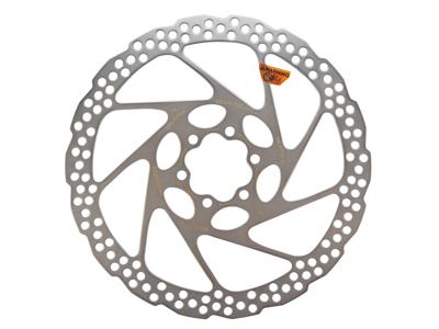 Shimano Alivio - Rotor for skivebremse 160mm til 6 bolt montering