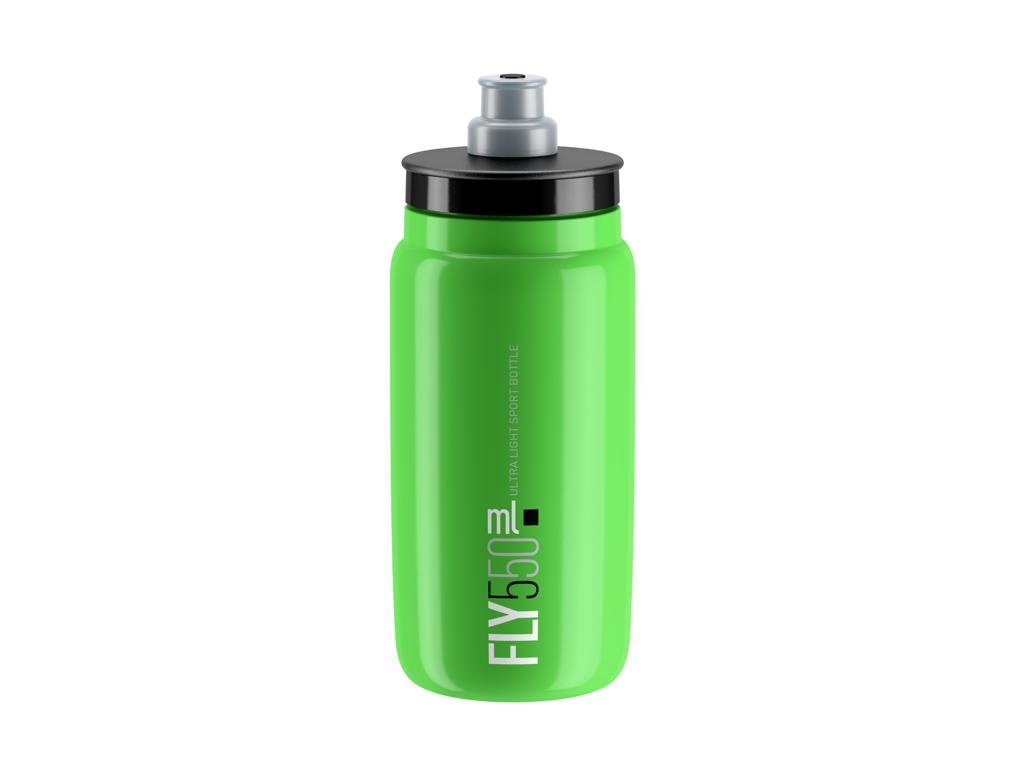 Image of   Elite Fly - Drikkedunk 550ml - 100% Biologisk nedbrydelig - Grøn med sort logo