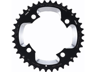 BBB klinge MTB gear 38 tands - 3 x 10 gear - ø104mm - Position 1