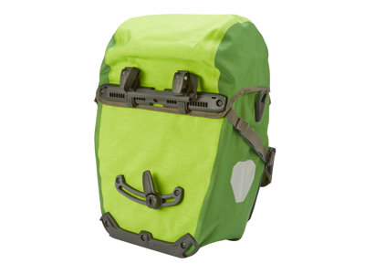 Ortlieb - Bike-Packer plus - Lime/Grøn - 2 x 21 liter