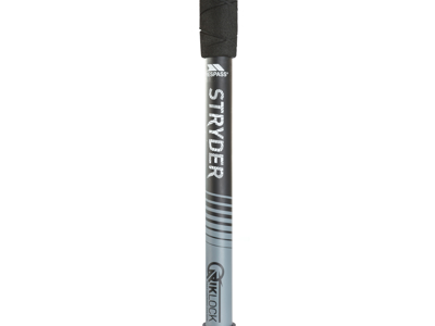 Trespass Stryder - Vandrestave 2 stk. - 135/69cm - Sort