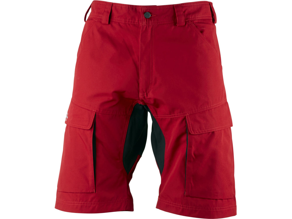 Lundhags Authentic - Shorts - Rød
